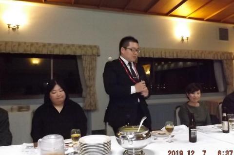 3_平成19年卒の若山 豪さん (五島軒 専務取締役)