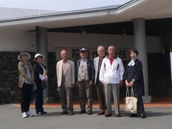 遠藤周作記念館にてP1000592.jpg
